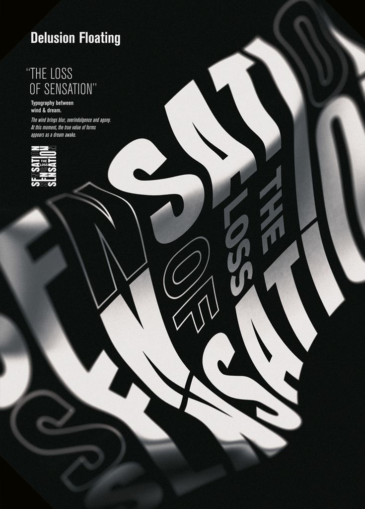 """""""delusionfloating 2"""" by faak & paat studio / france"""