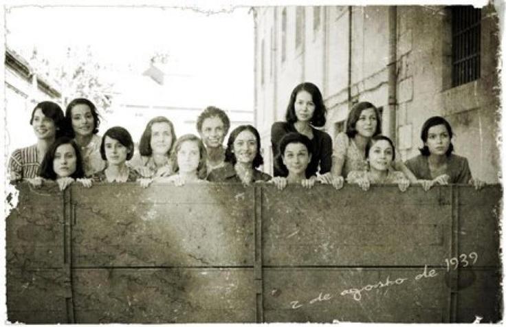 5 de agosto de 1939, fusilaron a Las Trece Rosas en Madrid.