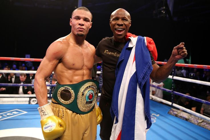 Chris Eubank Jr has won the IBO super middleweight title!