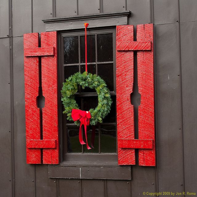 Best 25 Red Shutters Ideas On Pinterest Photography