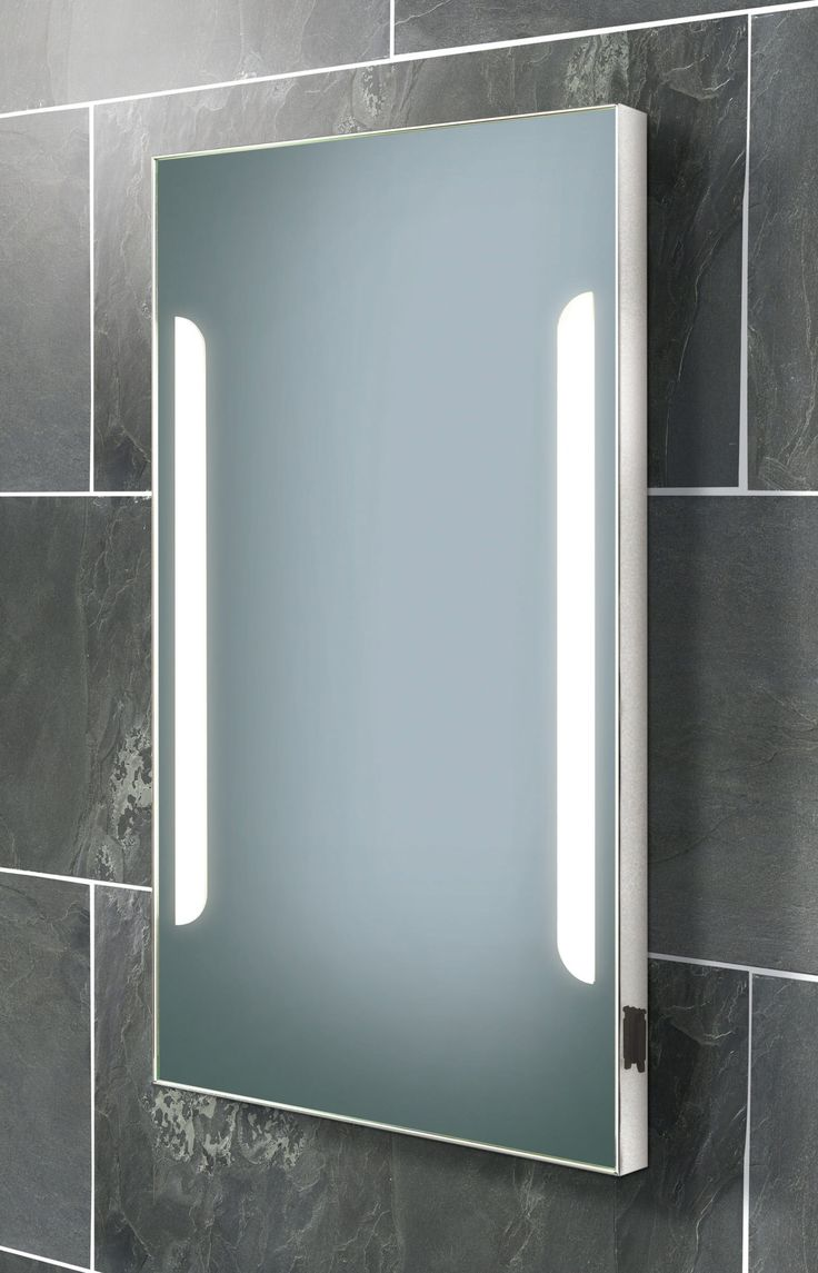 Electric Heated Bathroom Mirror