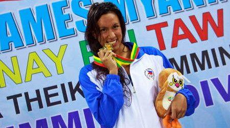 Philippine Swimming Record Breakers of Year 2013 | Pinoy Headline dot Com