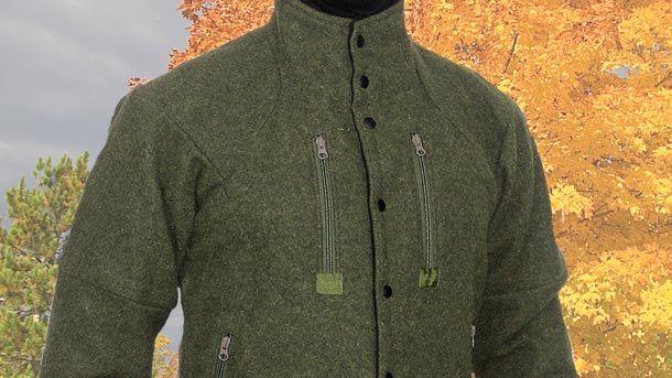 Empire Wool&Canvas Company обновила шерстяные куртки Camp Coat и Grey Fox Pullover
