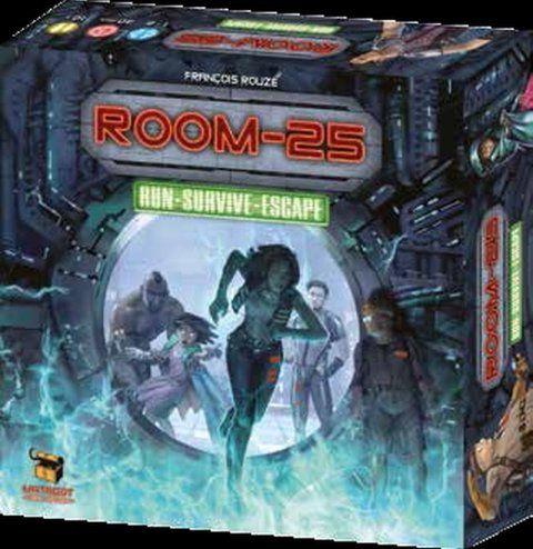 Room 25 (Neue Ausgabe) | Brettspielbote