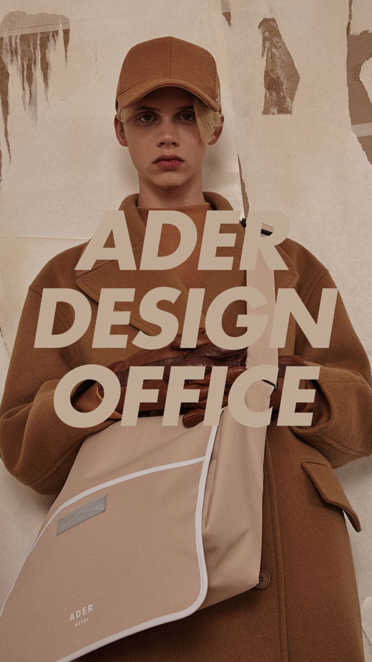 Background image with wit, fun and different. #ader #adererror #fashion #graphic # art #design #editorial #image #color #slogan