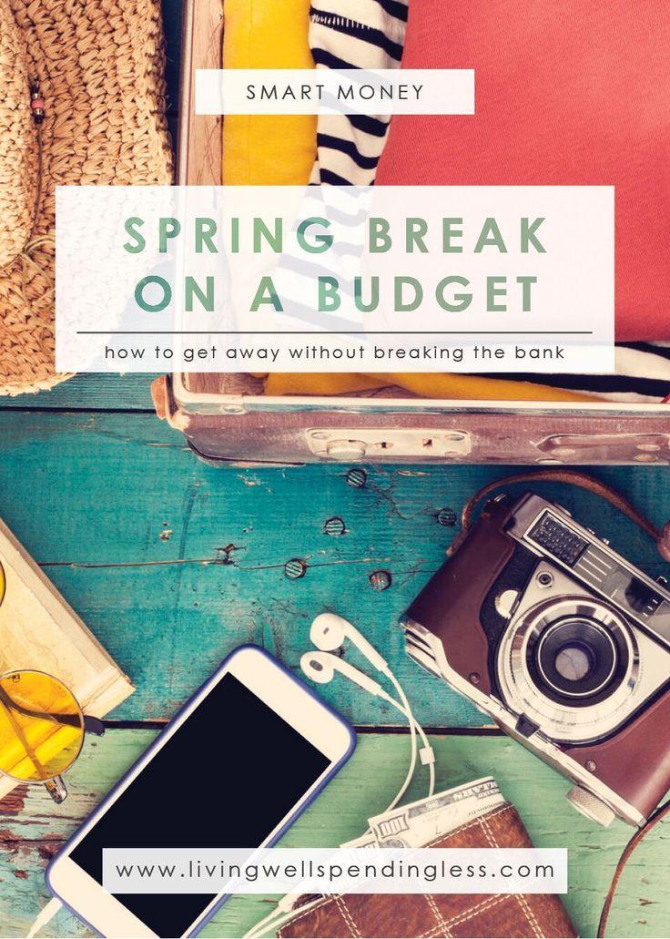 Spring Break on a Budget