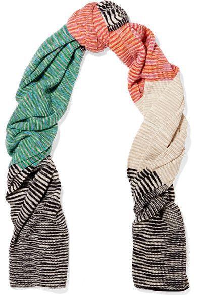MISSONI . #missoni #scarves