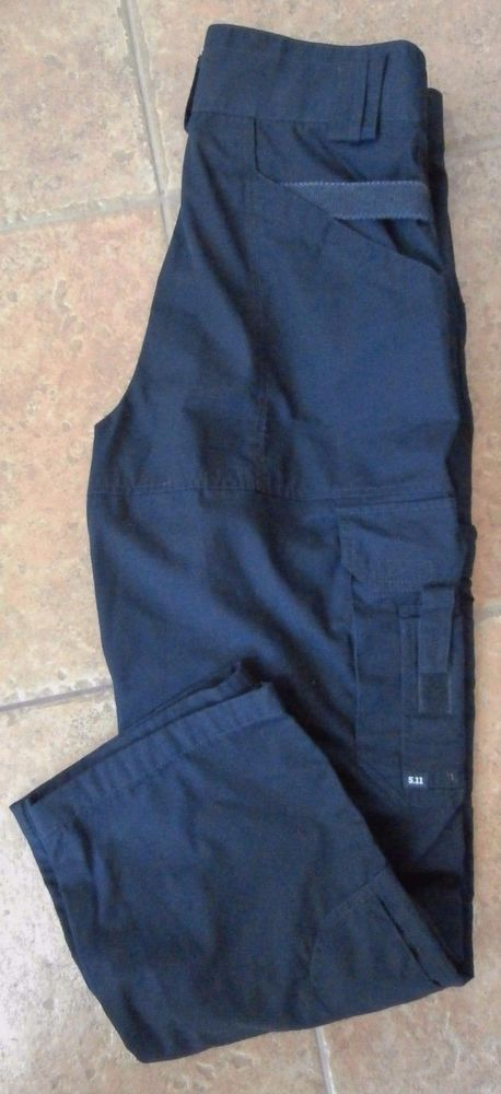 Men's 5.11 Tactical Series Pants, 34 x 30, Navy Blue, Law Enforcement, Conceal #511Tactical #Cargo