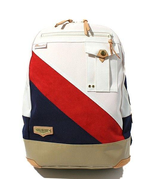 master-piece (MSPC) x BEAMS – Sail Back Pack