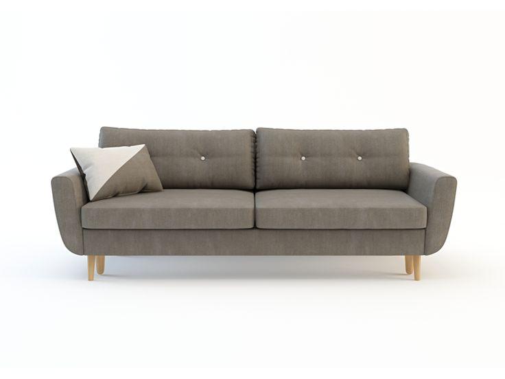 Sofa HARRIS 3 osobowa, rozkładana