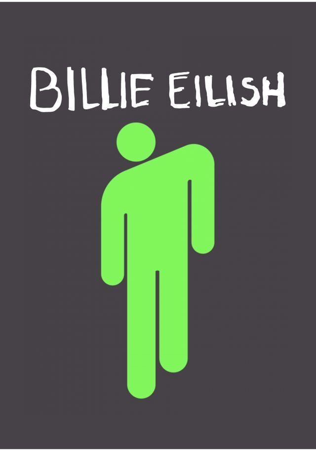 Billie Logo In 2020 Billie Billie Eilish Billie Eilish Xanny