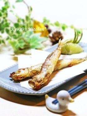 ✿技あり♪少量油でししゃものから揚げ✿ by keiO3 [クックパッド] 簡単おいしいみんなのレシピが264万品