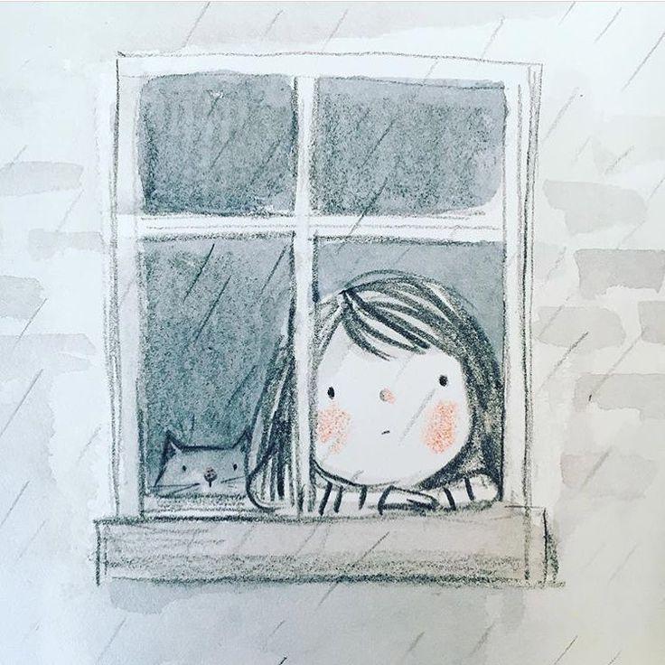 "7,986 Likes, 21 Comments - Children Illustrations (@children_illustrations) on Instagram: ""Illustration by @doodleyboo #illustration ****** #illustrator #illustration #photoshop…"""