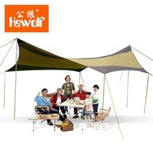 Hewolf 6 – 10 Person Tent for outdoor recreation tent awning waterproof garden tent gazebo car roof tents fishing canopy pergola