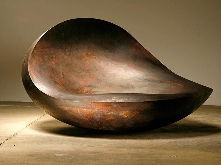 Ron Arad Rocking Chair Patinated Aluminum. #furniture #comfortable #chair…
