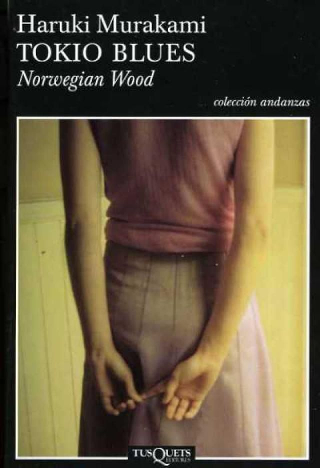 Te recomendamos 12 excelentes novelas de amor de la literatura actual: Tokio Blues, de Haruki Murakami