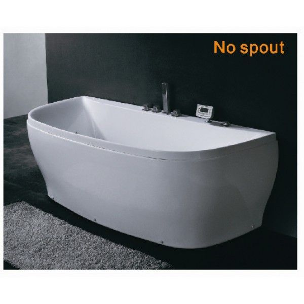 Roca Jetted Jacuzzi Bath | Best value jacuzzi baths in Ireland. The Jacuzzis are made from a high grade acrylic and come complete with stainless steel frame. Flexishower and Pop-Up waste come as standard. Optional extras include air jets, heater, O3 self-cleaning system, light, digital control panel, radio,    3 year warranty comes as standard.
