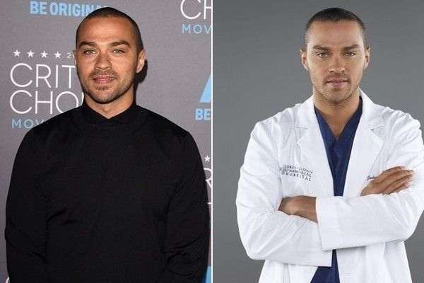 Jesse Williams as Jackson Avery ('Grey's Anatomy') - Hot Actors Who Are Hotter…