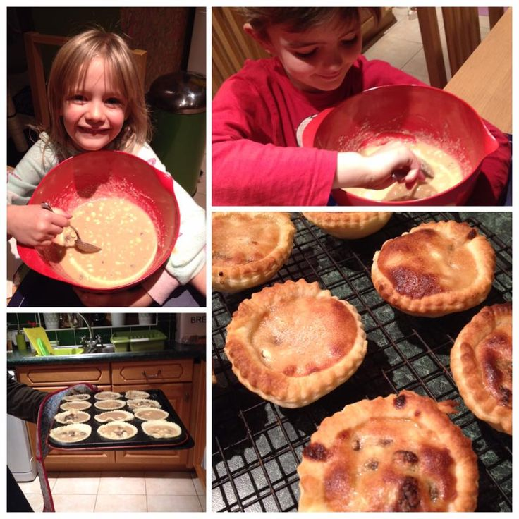 "Activity 58. Catherine helped Charlie with some ""Tudor"" cooking. They made ""Maid of honour"" cakes."