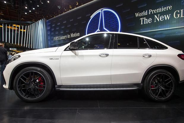 Mercedes Benz Gle 450 Amg Coupe 4matic Google Search Mercedes