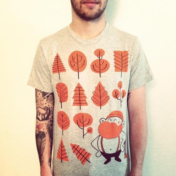 Timber! Shirt.