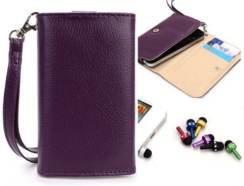 LG Extravert Mobile Phone Wallet Purple Clutch Carrying Cover Case Pouch with Bonus Mini Stylus Earphone Plug (Color & Style May Vary) + EnvyDeal Velcro Cable Tie by Kroo. Save 48 Off!. $11.50. Bundle Includes one Mini Stylus Earphone Plug that can be plugged into the headphone jack while not in use for decoration and as a mini stylus on your touchscreen, COLOR VARIES!!. What better way to protect your brand new device than this stylish but practical wallet. All orders for this smartphone…