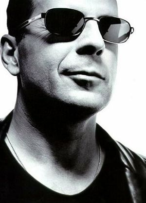 Bruce Willis.  He is just so likable...I hope he's a good person in real life.  ;0)