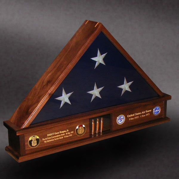 Greg Seitz Woodworking offers Custom Wood Shadow Boxes, Wood Flag Boxes, Military Shadow Boxes, and More. Call Greg For a Custom Shadow Box Today!