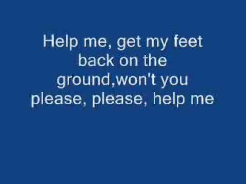 Help Beatles-With Lyrics  Boy, this song is right! Didn't need help then! Now......?