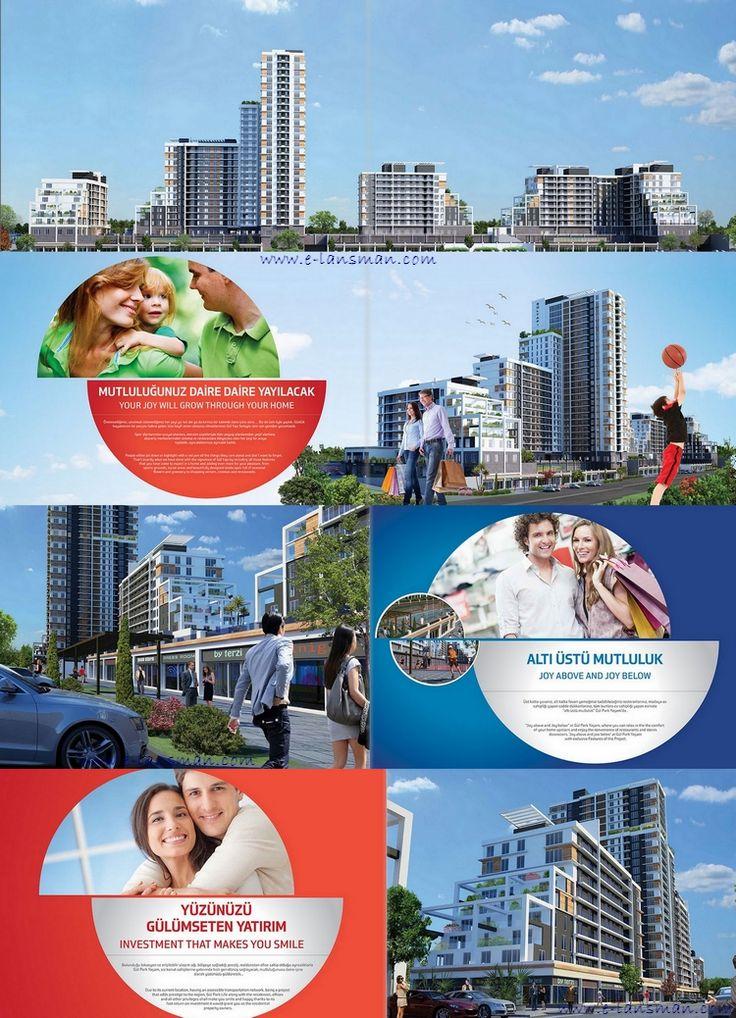 Yeni bir Yaşam: Gülpark Yaşam... İstanbul Esenyurt'ta yeni bir yaşam başlıyor...  Gül Yapı tarafından inşaa edilen proje; 35000 m2 arazi üzerinde konumlandırılan 564 daire ve ayrıca alışveriş merkezleri içerisinde 65 adet mağaza yapılan bir yaşam alanı olacak. #lansman #inşaat #gulpark