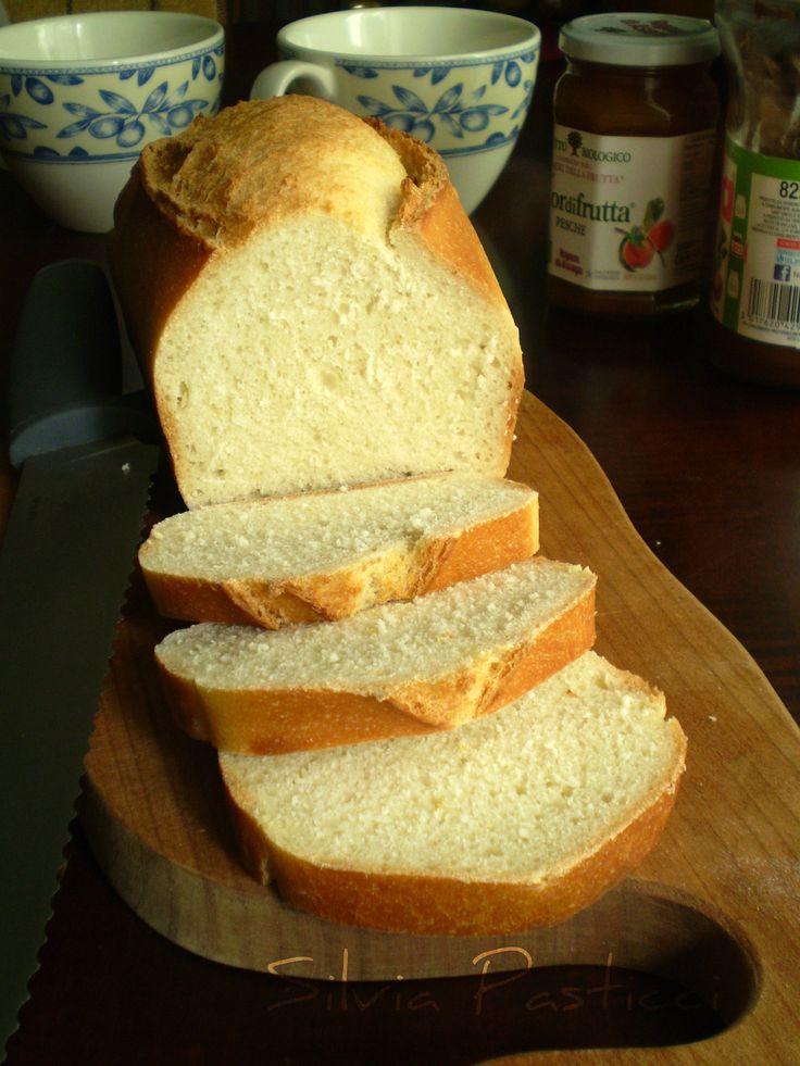 Pan carrè, fatto in casa è più buono.