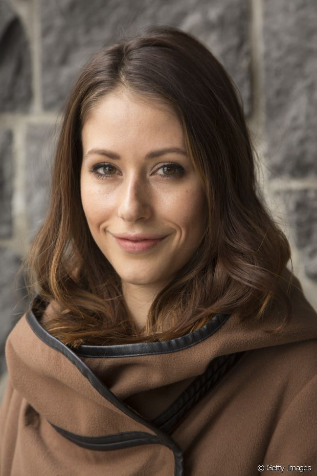 Actress Amanda Crew attends the Whistler Film Festival on December 6, 2014 in Whistler, Canada