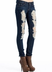 17 Best images about Jeans on Pinterest | Crop tank, Ripped skinny ...