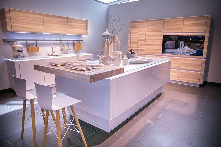 Beleuchtung Theke Kuche Leicht Kuche Kuchenideen Pinterest Kitchens Interiors And House