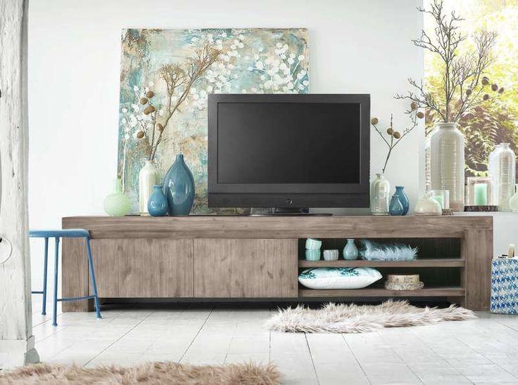 Woonkamer met tv-dressoir montreal | Voor meer informatie en de diverse mogelijkheden kijkt u op www.prontowonen.nl #ProntoWonen #tafels #salontafel #woonkamer #eetkamer #interieur