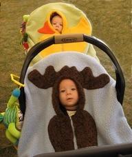 Animal Car Seat Covers. Hilarious!