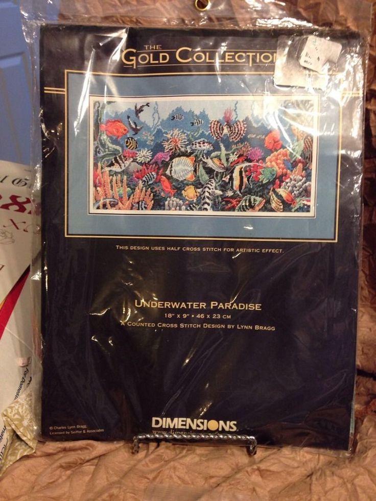 Counted Cross Stitch Christmas Kits