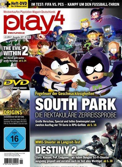 Fegefeuer der Geschmacklosigkeiten: #SouthPark - Die rektakuläre Zerreißprobe Jetzt in play4:  #SouthParkGame #PS4