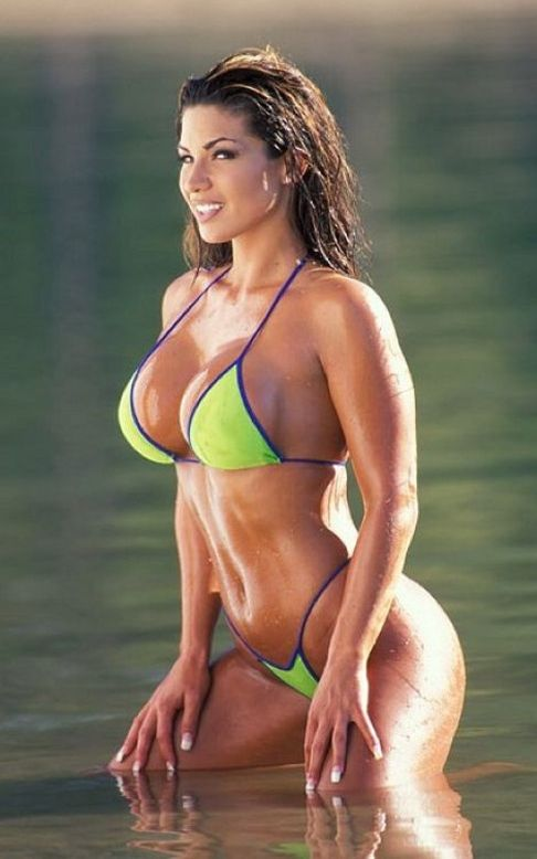 Fitness Model Brandy Dahl Dammm She So So Hot And Sexy And -6506