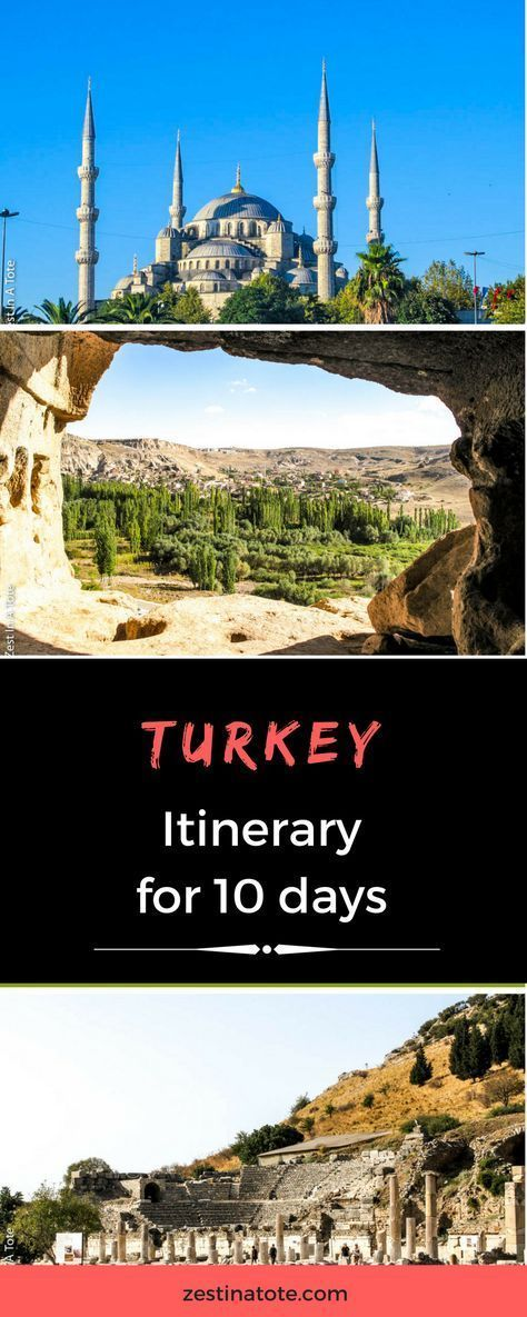 Places to visit in Turkey: The classic 'Cultural Triangle' 10-day Itinerary