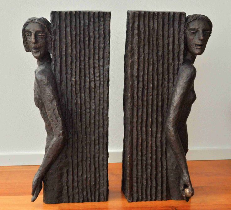 Olbram Zoubek Adam a Eva - Krásná umění