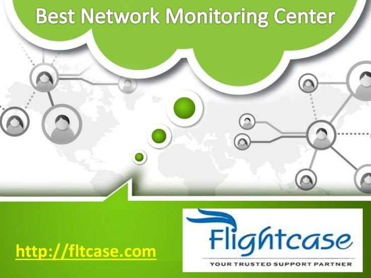 Best #NetworkMonitoringCenter