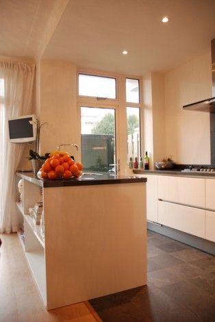 Jaren 30 huis verbouwing (zelfde keuken)