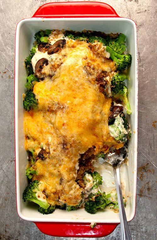 Broccoli Casserole  Recipe - Saveur.com