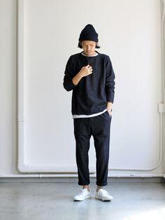Japanese men, Men dress and Japan street fashion on Pinterest