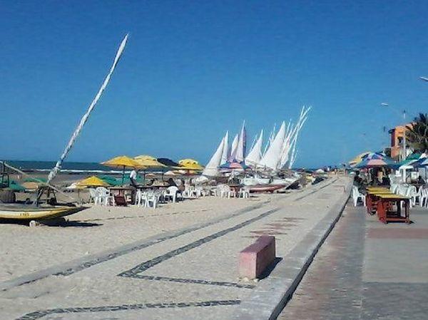 Praia da Caponga - Ceará