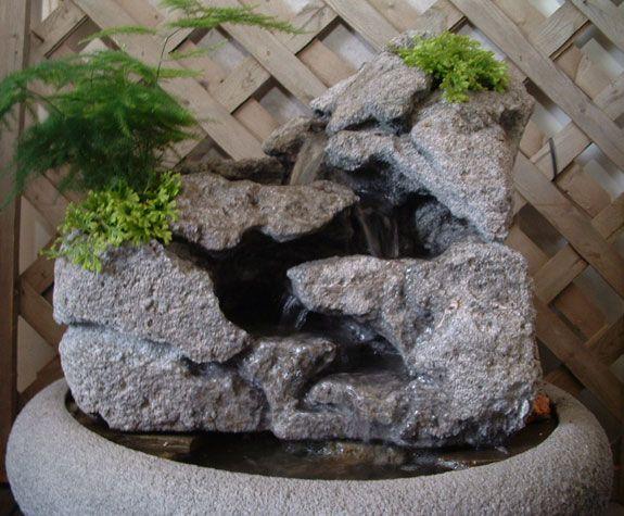 26 best fontaine d\'eau images on Pinterest | Indoor fountain ...