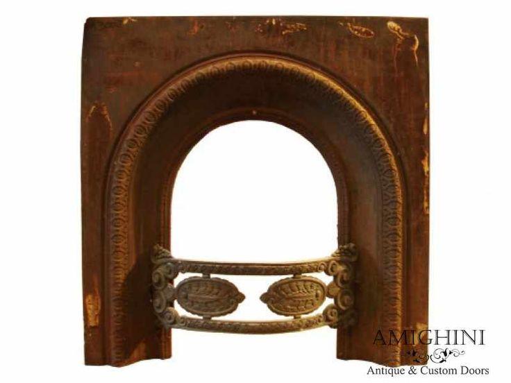 79 best Cast Iron Fireplaces images on Pinterest | Cast iron ...