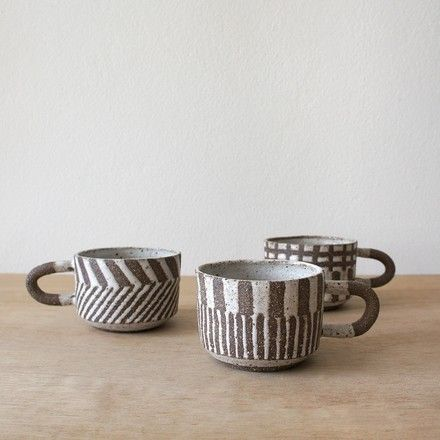Pattern Mug by Public Holiday from Ten Things via The Third Row