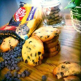ステラおばさん風チョコチップクッキー レシピブログ